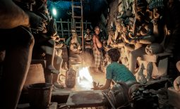 The Potters of Kolkata – Kumortuli