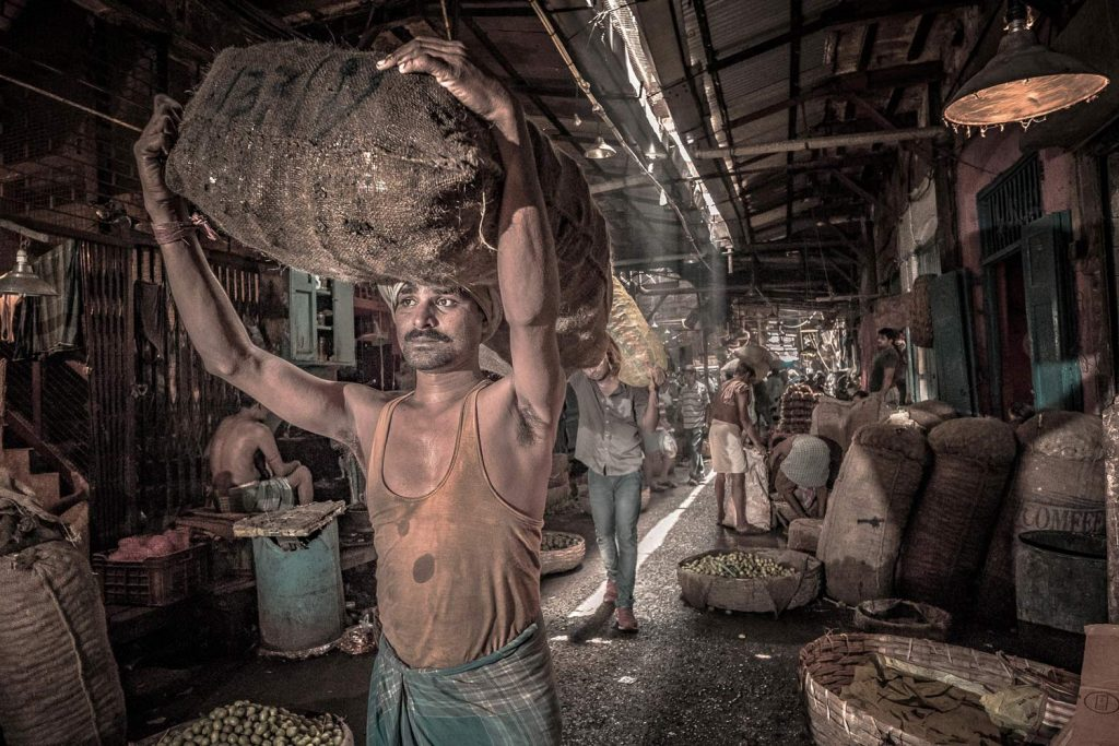India travel photography trips Kolkata market Fujifilm Xpro2 philm photography