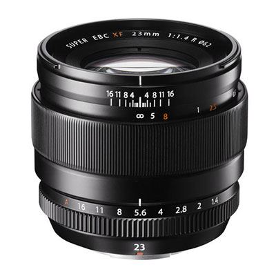 Fujifilm review 23mm f1.4 lens