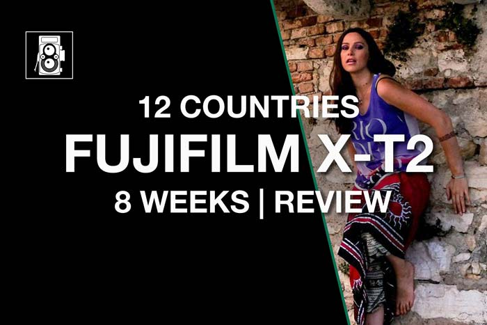 Fujifilm X-t2 for Travel photography