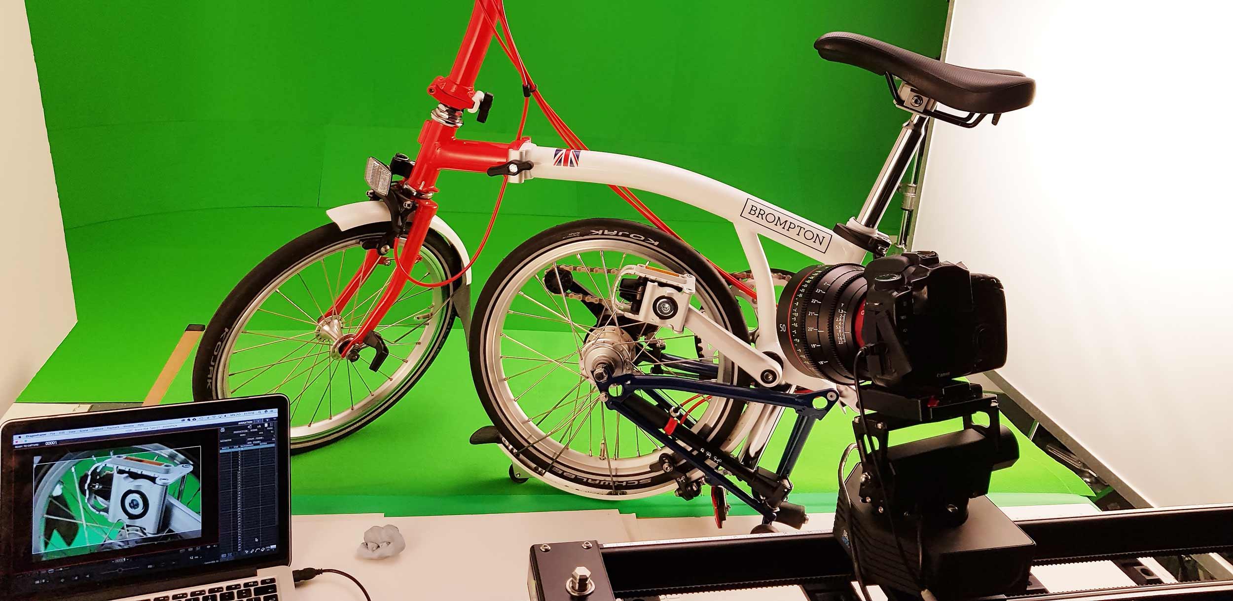 motion control animation rig